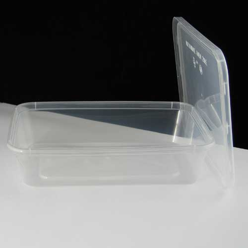 Oxo bio degradable Plastic Food Containers
