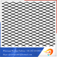 High quality product in stock Building and House Decorative expanded metal mesh for wipe wall net