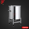 Hot sale movable chemical 200 liter stainless steel olive oil tank