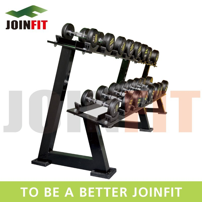 Dumbbell rack for commercial gym <strong>equipment</strong>