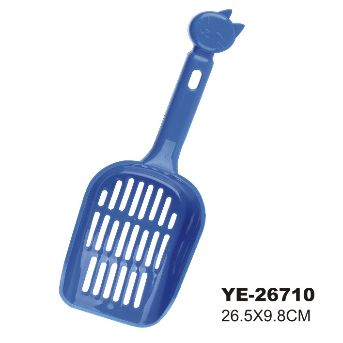 pet cleaning product /cat plastic litter scoop