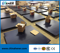 factory price 1 ton industrial digital platform floor scale