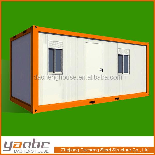 Mobiele pre bouwen container huis kan als kantoor woonkamer slaapzaal prefab huizen product - Huis in containers ...