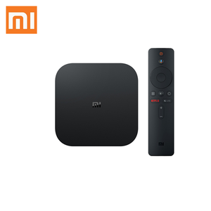 Original International Version Xiaomi Mi Box S 8G ROM 2G RAM with 4K HDR Android 8.1 TV Streaming Media Player