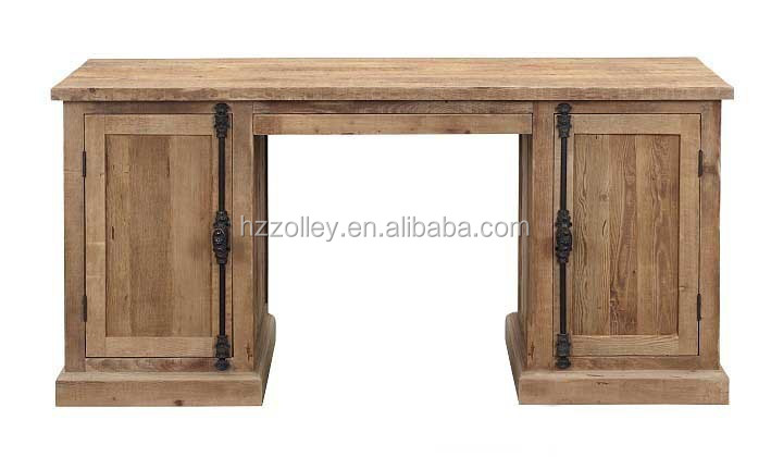 Home furniture living room cabinet study desk table for reading room