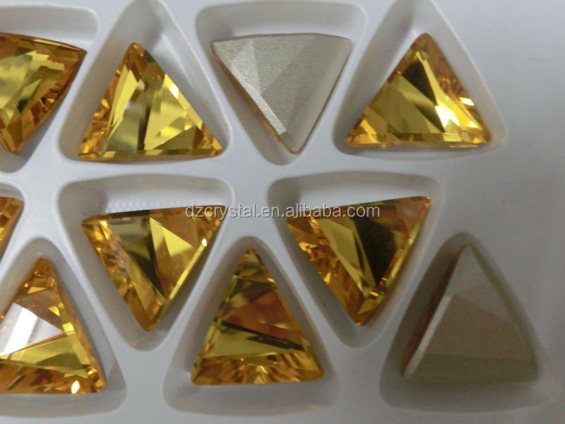 New K9 Crystal glass beads Lead-Free Raw Material