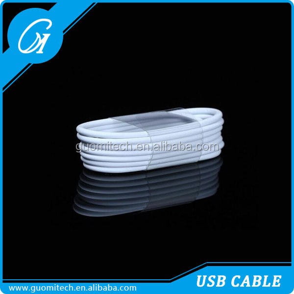 Wholesale for iphone6 cable original for iphone 6 charger cable