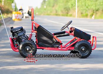 80cc 4 Stroke Gas Powered Kids 125cc Racing Go Kart Cocokart Adults