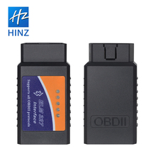 Auto Senza Fili di Interfaccia Auto Diagnostica Scanner OBD2 <span class=keywords><strong>ELM327</strong></span> Bluetooth V.15 Strumento di Lettore di Codice Per <span class=keywords><strong>Android</strong></span> E Windows