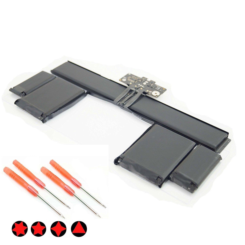 "SIKER11.21V 74WH High Performance Battery for Apple Macbook Pro Retina 13"" A1437 A1425 020-7652-A , fits MD101, MD101LL/A, MD101ZP/A, MD102, MD102LL/A, MD102ZP/A, MD212, MD213, ME662"
