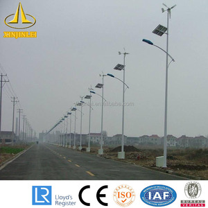 Special Composite Street Lighting Pole