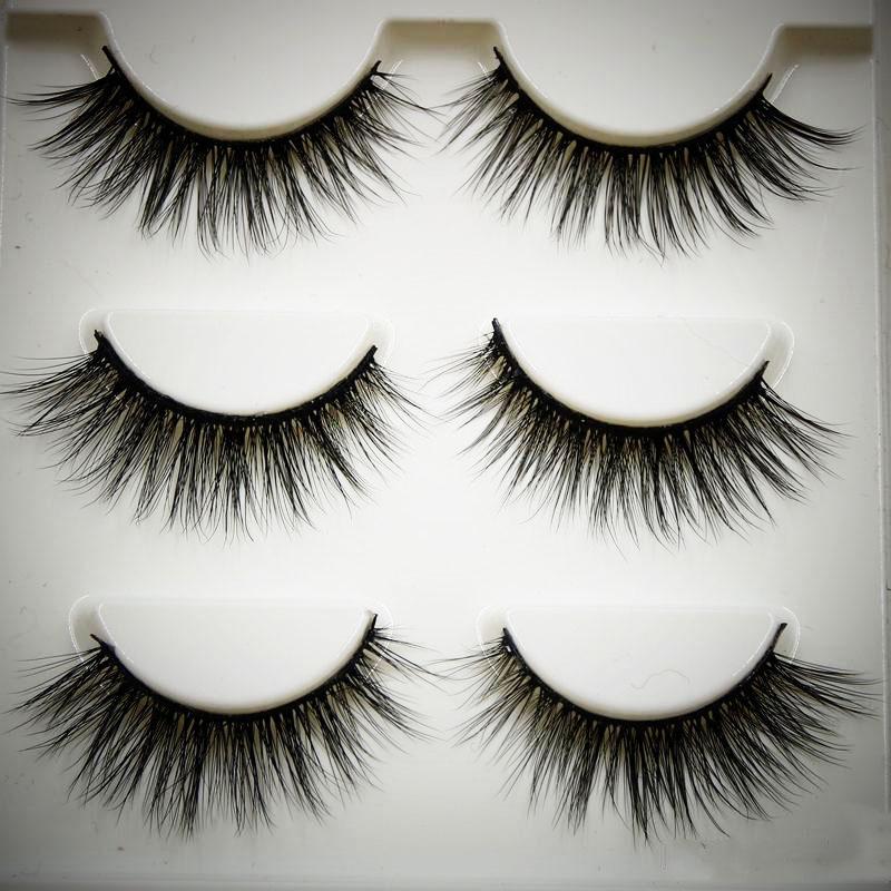 Beauty & Health Beauty Essentials Efficient Makeup Tools Cosmetics 3d Mink Lashes Vendors Beauty Products Natural Eyelash Extension False Eyelashes Custom Eyelash Packaging Elegant Appearance