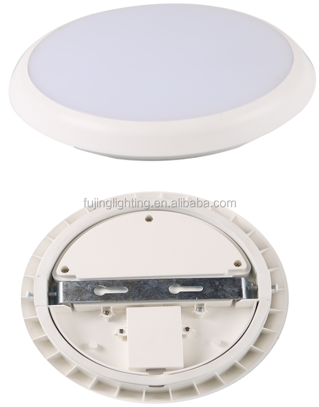CE & RoHS approved waterproof 15W Ceiling light fixture
