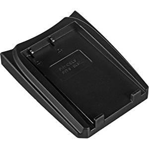 Watson Battery Adapter Plate for EN-EL9 / EN-EL9a -Accepts Nikon EN-EL9/EN-EL9a Type Battery Panasonic DMW-BLG10 Type Battery