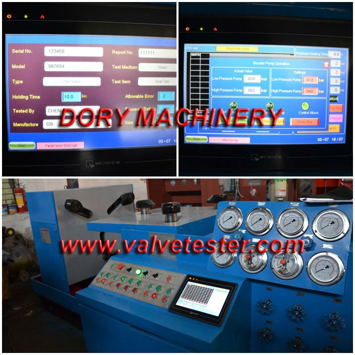Valve Repair and Maintenance Machines