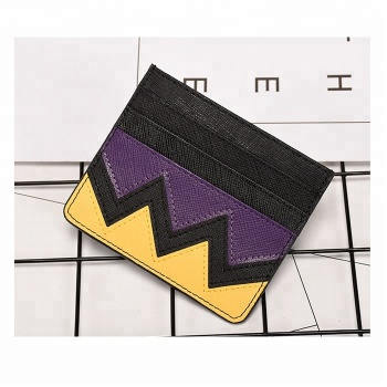 Small Leather Credit Card Holder For Women