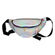 Wholesale Laser PU Leather Fanny Pack