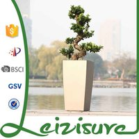christmas ornaments artificial flower glass vases