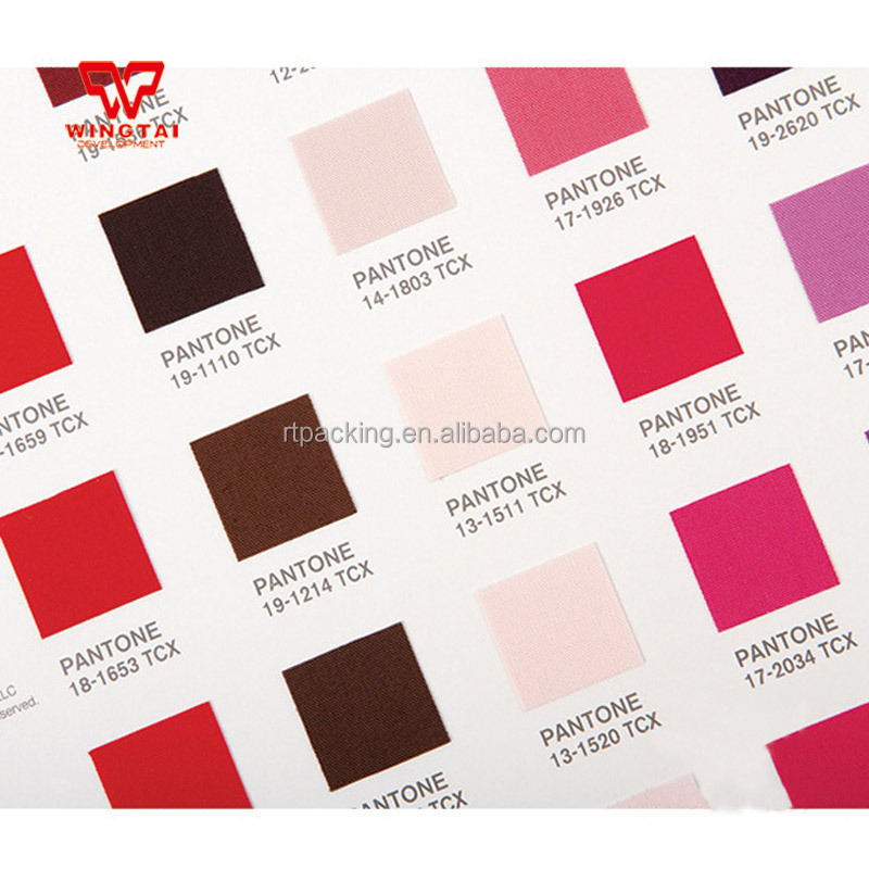 Tcx Pantone Color Book Wholesale Home Suppliers Alibaba