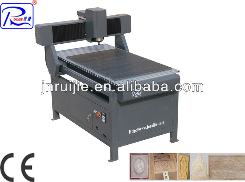 P serie cnc router rj6090 for signage making and outdoor advertising