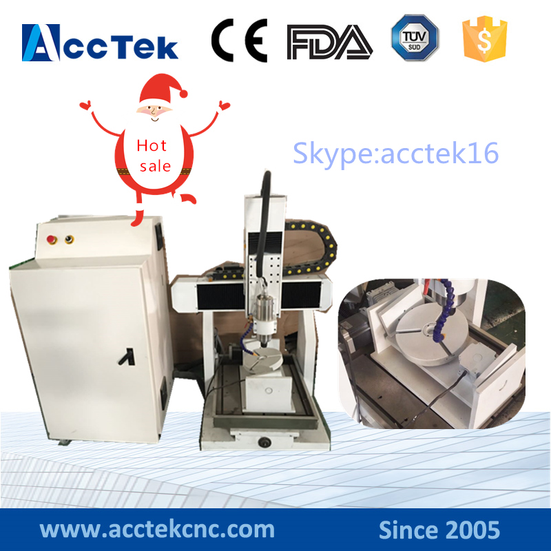 synchronizing interpolated axis mini 5axis cnc router machine five axis working center