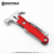 Mini Multi-function 6 in 1 gift hand tools claw hammer