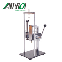 Vertical Manual 500N force test stand for push pull gauge