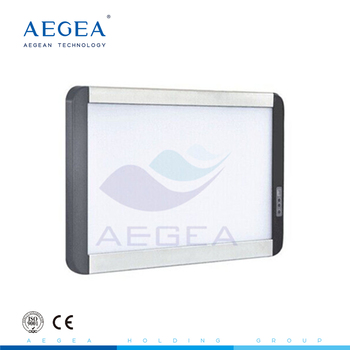 AG-KL001 Hospital wall built in negatoscope radiography LED brightness x ray film viewer box