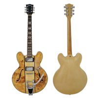 Factory Price OEM Wholeline Jazz Electric Guitar For Sale