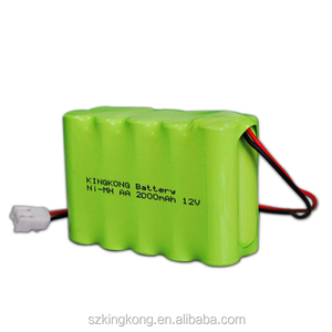 factory supply nimh aa 12 v rechargeable batteries shenzhen