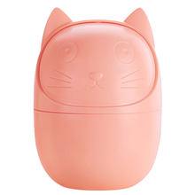 Pawaca мини кошачий мусорный ящик для мусора на столе корзина для уборки бочонок креативный маленький настольный органайзер мусорные ящики дл...(Китай)