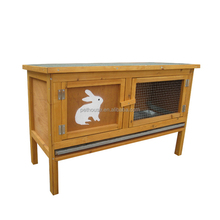 Wholesale price wooden rabbit hutch