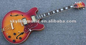 Mg-337 Hollow Body Jazz Electric Guitar