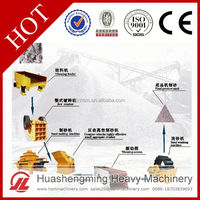 HSM Best Price Professional High Efficiency double toggle jaw crusher