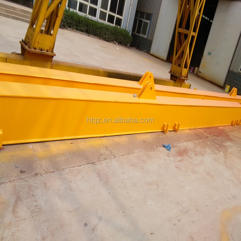 Construction machinery mobile type container spreader for sale