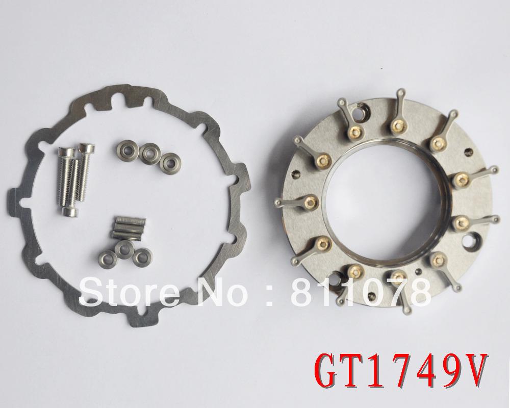 Vnt гарретт GT1749V с переменной скоростью зря сопла узла
