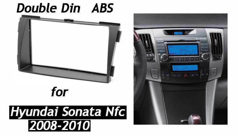for hyundai sonata nf 2009 radio cd dvd audio panel dash. Black Bedroom Furniture Sets. Home Design Ideas