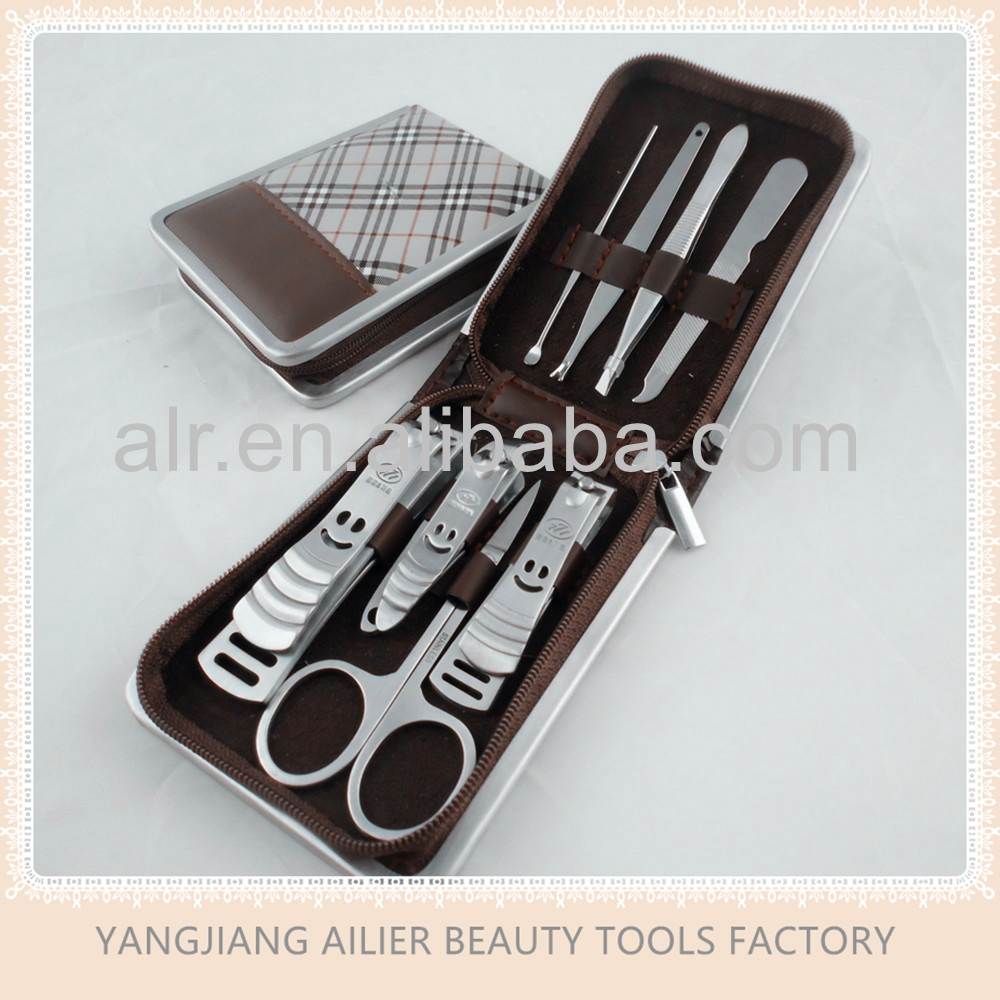Pretty And Professional Manicure Pedicure Set For Woman, Men & Kids, Business Gift Set For Nail Care