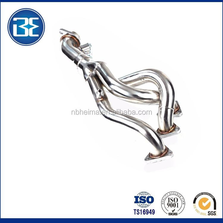 For 06 BMW E46 M3 TP-148 Stainless Steel Exhaust Manifold Header