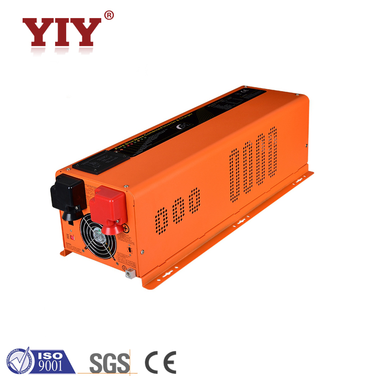 wholesale pure sine wave 4kw hybrid solar inverter with lithium battery