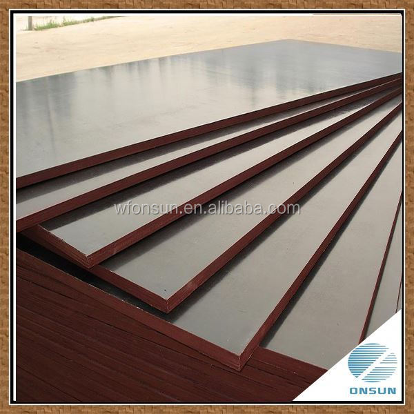 low price reliable quality 18mm malaysia marine plywood price from China factory