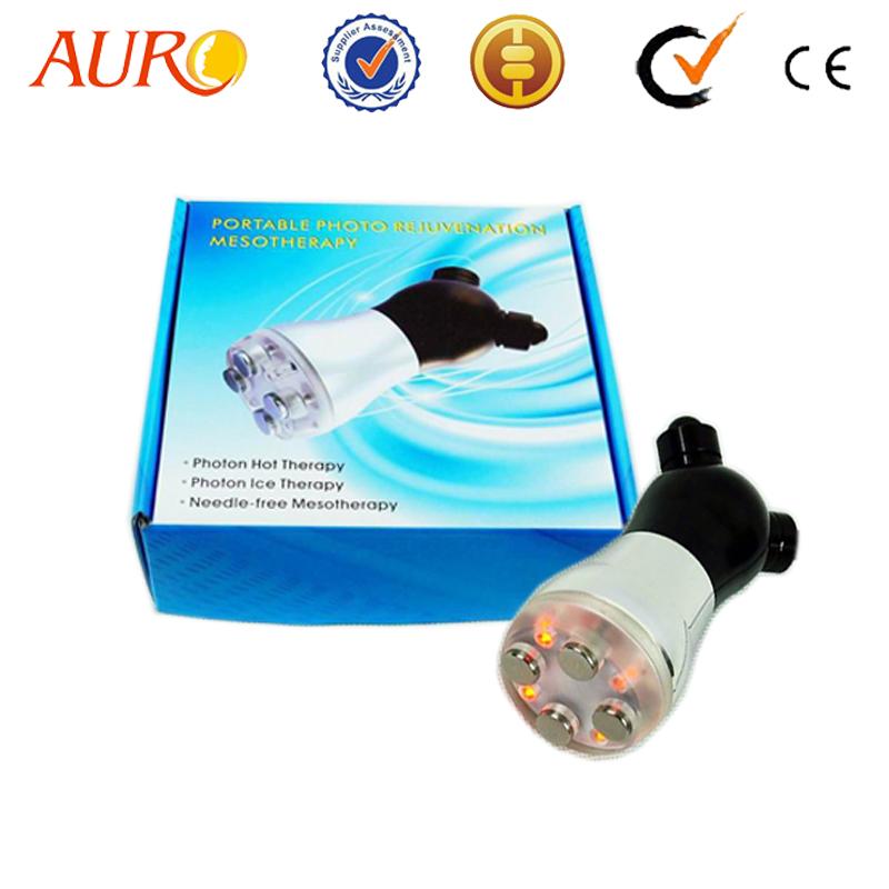 Au-001 AURO Mini No Needle Mesotherapy Machine for Skin Rejuvenation фото