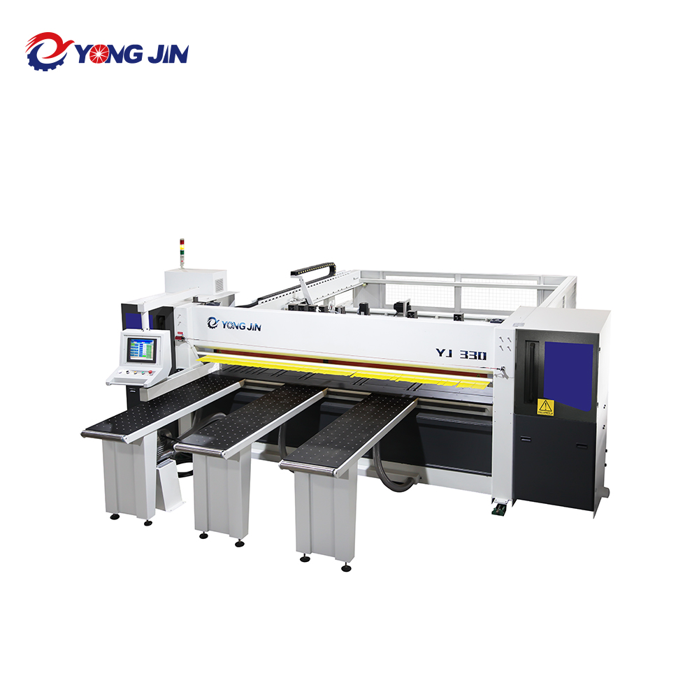 Laminate Trimmer Wood Through Feed MDF Full Automatic Bevle Edge Banding Machine Price