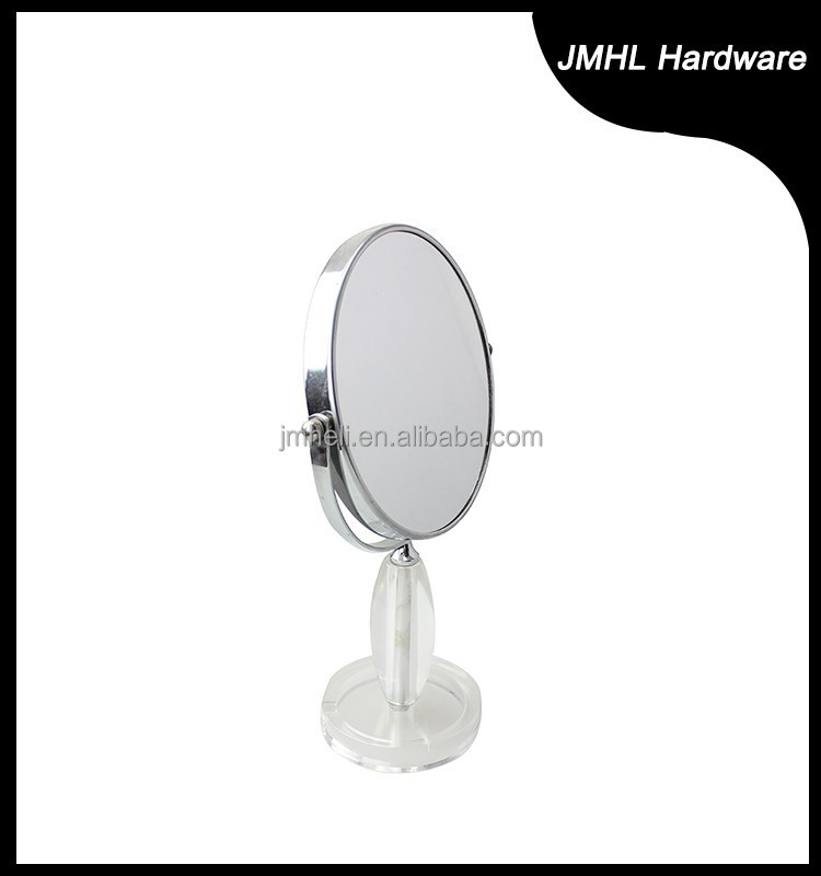 7 inch magnifying two way make up mirror