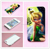 Cheap deal high quality Tinker bell princess fairy girl design cell phone case cover skin for iphone 4 4g 4s case