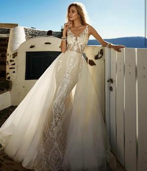 Latest Wedding Gown Designs Sexy Mermaid Wedding Dresses 2018 Buy