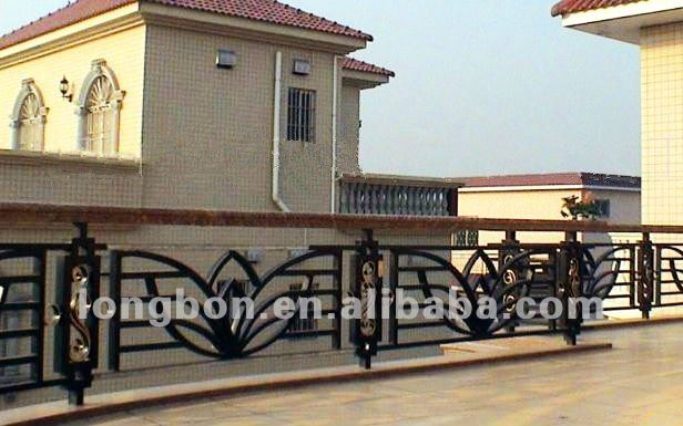 Top Selling Hand Forged Simple Balcony Railing Designs View Cast Iron Railing Parts Longbon Product Details From Foshan Longbang Metal Products Co Ltd On Alibaba Com