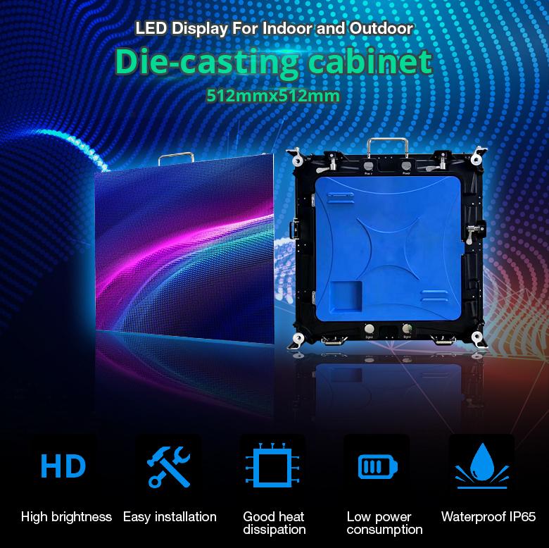 Led tisch display p4 SMD2121 led offene zeichen