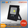 Residential 20w 12v outdoor led flood light ip65 To UK