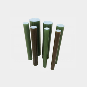 Epoxy fiberglass tube durable composite insulator rod